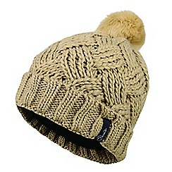 Dare 2B - Brown 'Sheen' fleece beanie