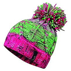 Dare 2B - Pink 'Concerted' fleece beanie