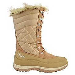 Dare 2B - Beige 'Kardrona' winter boot