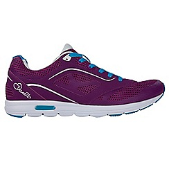 Dare 2B - Purple lady powerset training shoes