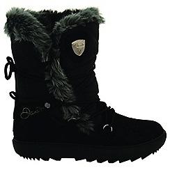 Dare 2B - Black 'Karellis' winter boot