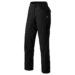 Dare 2B - Black alighted trouser - regular leg length