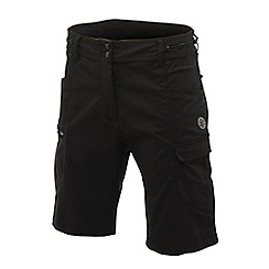 Dare 2B - Black interchange convertible short
