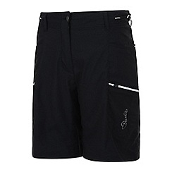Dare 2B - Black surmount short