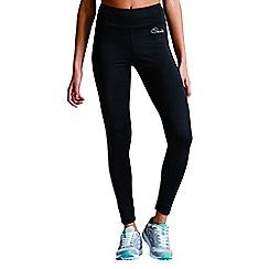 Dare 2B - Black reasoned sports running tights
