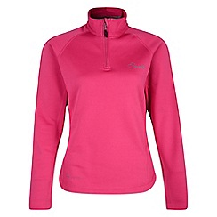 Dare 2B - Electric pink loveline zip mid layer