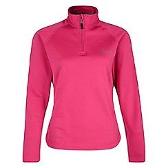 Dare 2B - Electric pink loveline zip mid layer