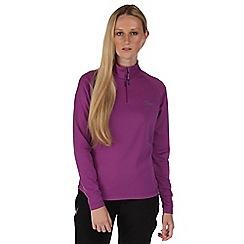 Dare 2B - Purple loveline zip mid layer