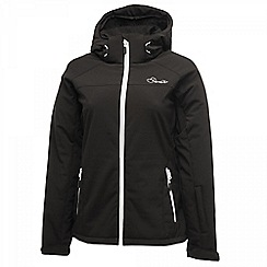 Dare 2B - Black moonstruck softshell jacket