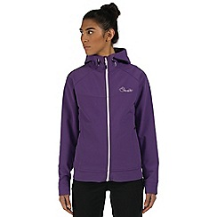 Dare 2B - Royal purple levity lightweight softshell jacket