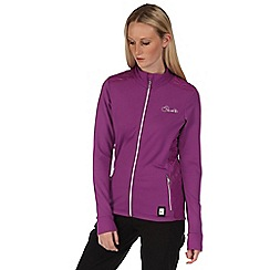 Dare 2B - Purple entwine core stretch mid layer