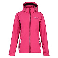 Dare 2B - Electric pink compile softshell jacket