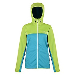 Dare 2B - Lime / blue assuage hoodie