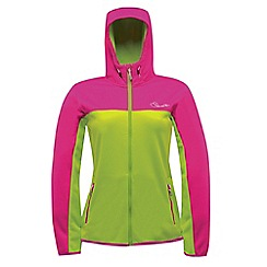 Dare 2B - Pink / lime assuage hoodie