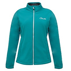 Dare 2B - Enamel blue attentive softshell jacket