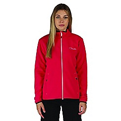 Dare 2B - Pink Attentive softshell ski jacket