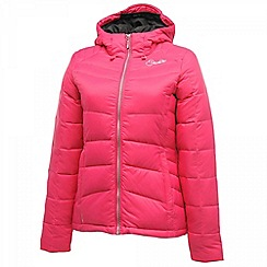 Dare 2B - Electric pink play down hooded