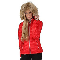 Dare 2B - Red imitate hooded jacket