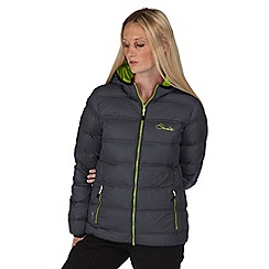 Dare 2B - Grey low down ski jacket