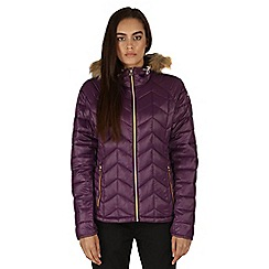 Dare 2B - Purple Endow microwarmth jacket