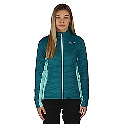 Dare 2B - Green spin out hybrid sports jacket