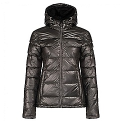 Dare 2B - Metallic silver Intent microwarmth ski jacket