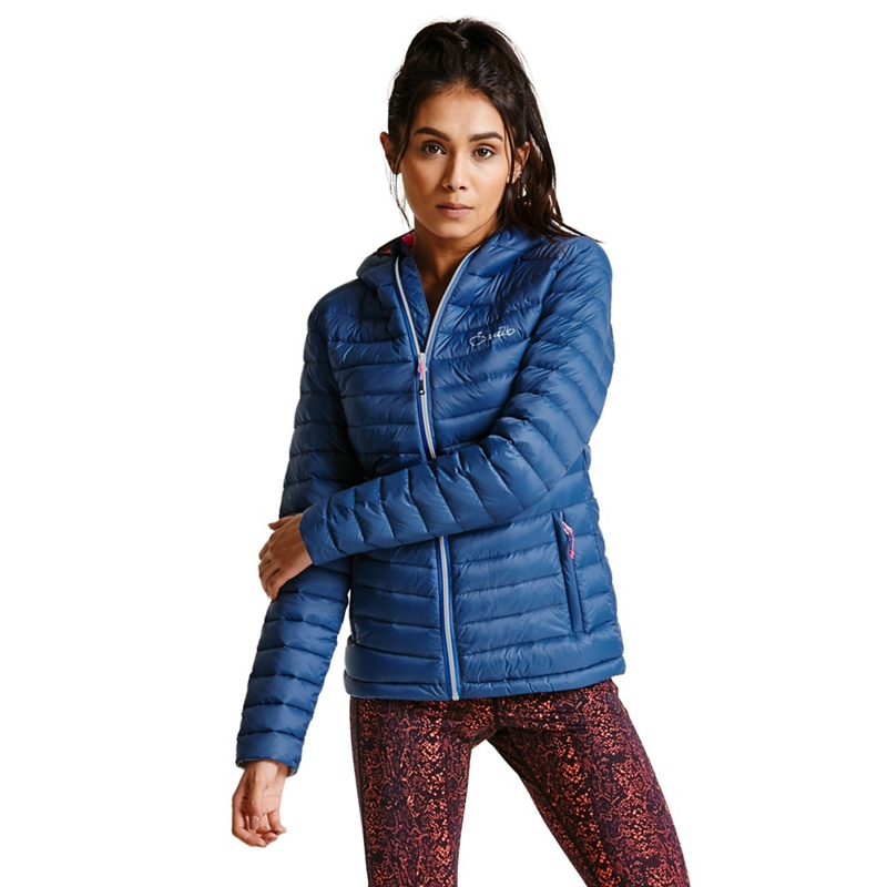 Dare 2B Blue 'Drawdown' ski jacket