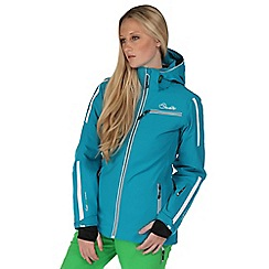 Dare 2B - Bright blue initiate snow jacket