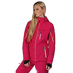 Dare 2B - Electric pink exhilerate snow jacket