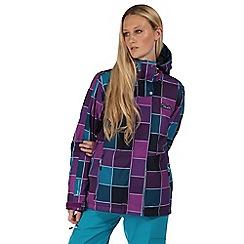 Dare 2B - Purple slopestyle snow jacket