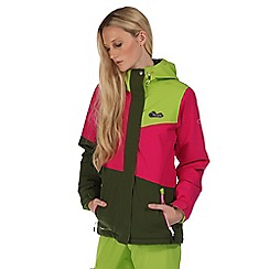 Dare 2B - Lime green sweeten snow jacket