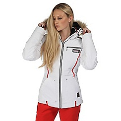 Dare 2B - White bountiful winter jacket