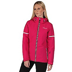 Dare 2B - Electric pink amplify snow jacket