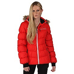 Dare 2B - Seville red refined winter jacket