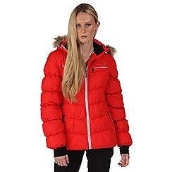 Dare 2B - Seville red refined winter jacket