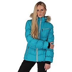 Dare 2B - Bright blue refined winter jacket