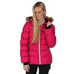 Dare 2B - Electric pink refined winter jacket