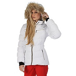 Dare 2B - White refined winter jacket