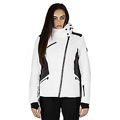 Dare 2B - White Black label shade out ski jacket