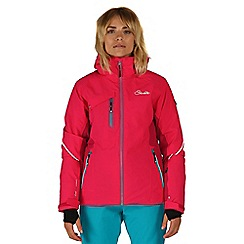 Dare 2B - Pink Etched lines waterproof ski jacket