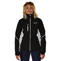 Dare 2B - Black Etched lines waterproof ski jacket