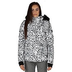 Dare 2B - White Incentivise waterproof ski jacket