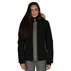 Dare 2B - Black Captivate waterproof ski jacket