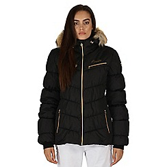 Dare 2B - Black Refined waterproof ski jacket