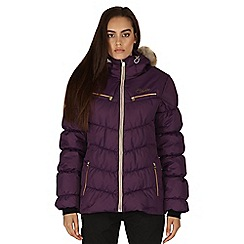Dare 2B - Purple Refined waterproof ski jacket