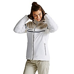 Dare 2B - White 'Premiss' ski jacket