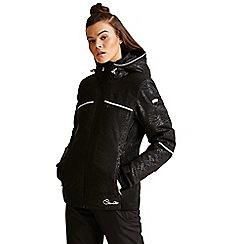 Dare 2B - Black 'Recast' waterproof ski jacket