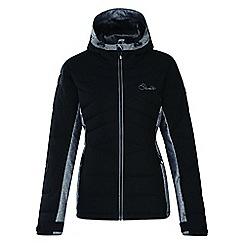 Dare 2B - Black 'Illation' waterproof ski jacket