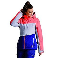 Dare 2B - Pink 'shred free' waterproof ski jacket