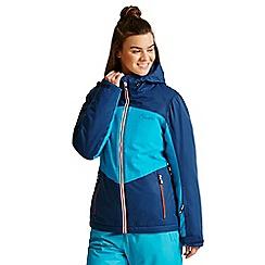 Dare 2B - Blue 'Beckoned' waterproof ski jacket
